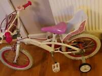 Disney princess bike 16inch