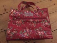 Cath Kidston oil cloth bag