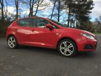 SEAT IBIZA 1.4 SPORT*NEW MODEL*3E INS*FULL SPEC*MINT!SUPERB VALUE!astra,leon,corsa,clio