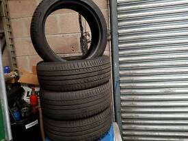 215/45r17 tyres Michelin