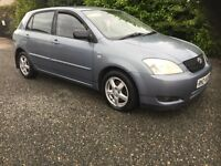 Toyota Corolla d4d diesel great driving car no faults cookstown