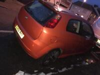 Fiat Punto 2006 plate for sale!!
