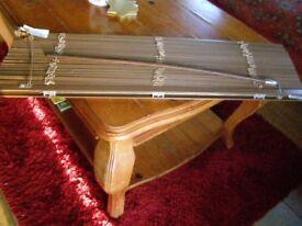 Wooden blind 90cms