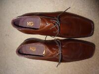 KG (vero cuoio) man shoes/size 9/43