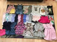 Baby girl clothing bundle 18 to 24 Months