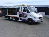 MERCEDES SPRINTER 416 CDI RECOVERY TRUCK
