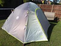 Coleman instant dome 5 person tent. As new.