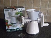 Coopers Jumbo Mincer
