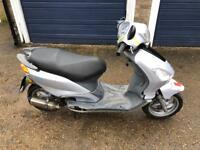 Piaggio fly 50cc moped scooter vespa honda yamaha gilera peugeot