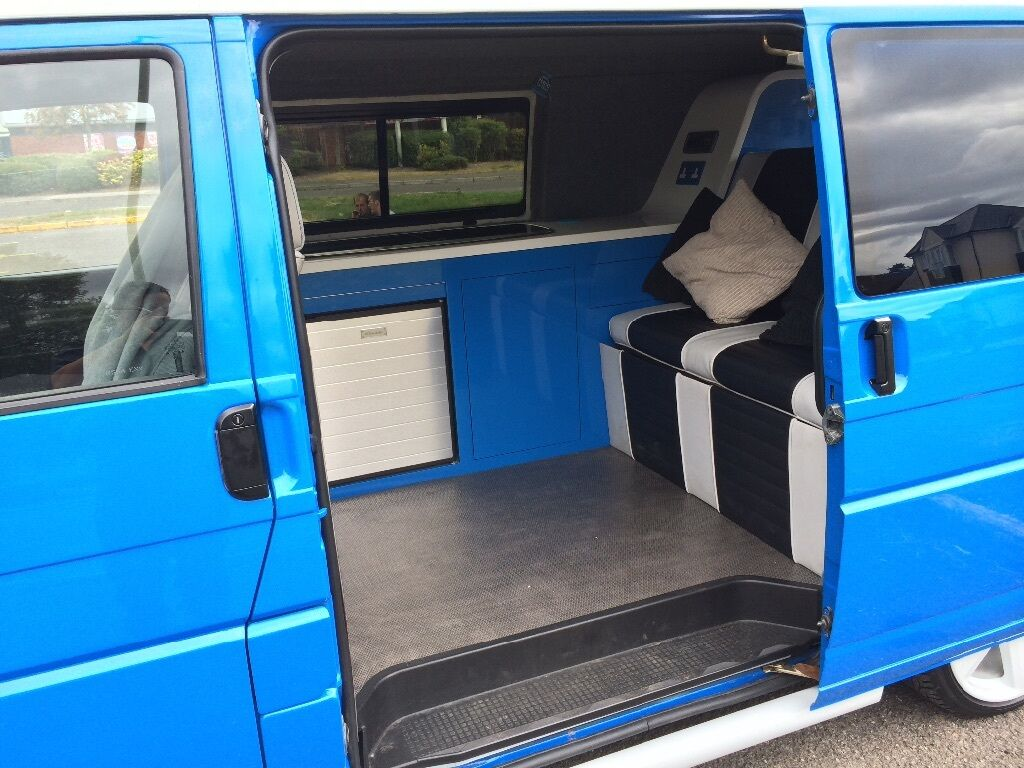 Vw T4 Custom Camper Quot Low Miles Quot One Off Transporter In