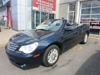 2008 Chrysler Sebring ConvertibleTourin W/LEATHER, EXTRA CLEAN