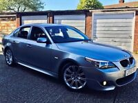 BMW 520 D M SPORT NEW SHAPE OPPORTUNITY