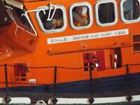 Two Remote Control Replica Boats