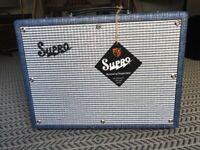 Supro Keeley guitar amplifier