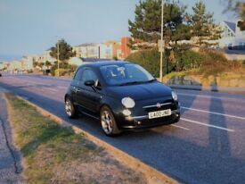 Fiat 500, Arbarth features, Loads of optional Extras