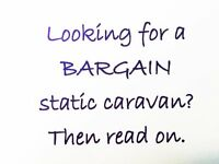 Are you looking for your first caravan? this could be perfect for you. Own for only £378 per month.