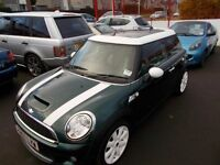 MINI COOPER S*IMMACULATE CONDITION**FULL SERVICE HISTORY**STUNNING LOOKER*MASSIVE SPEC*FULL NEW MOT*