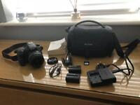 EXCELLENT CONDITION - SONY A58 CAMERA + ACCESSORIES