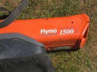 FLYMO GARDEN BLOWER