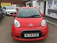 Citroen C1 VTR HDI 1400CC Stunning in Red