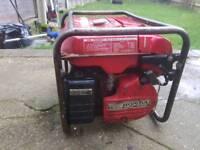 Honda EB1500X generator