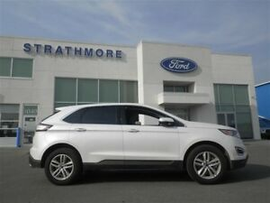 2017 Ford Edge Full Y Loaded Edge With Leather Roof AND NAV