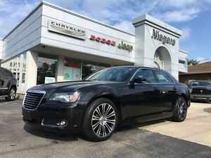 2013 Chrysler 300 300S,RED LEATHER,ALLOYS,NAV,LOADED