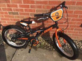 20 inch 'fat tyre' bike