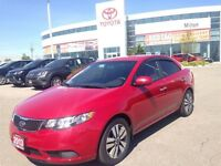 2013 Kia Forte 2.0L EX, Low kms, 1 Owner **SALE PRICE**