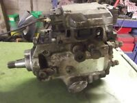 vauxhall Vectra/Signum/Zafira dti diesel fuel pump tech 2 reset