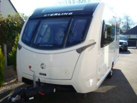 Sterling Continental 480 Best example of this Luxury 2-bed tourer, incredible value deal!!