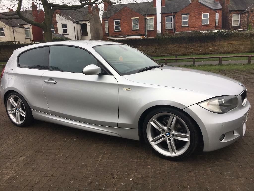 bmw 1 series 116i m sport 2008 low miles top spec fbmwsh 2 owners look in mansfield. Black Bedroom Furniture Sets. Home Design Ideas