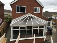 Conservatory - open to offers - must be gone asap - no delivery - come and collect / dismantle