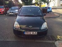 Toyota Yaris, Great Economical First Car to Have, 64 MPG, Cheap To Run + Only (£30 A Year Road Tax)
