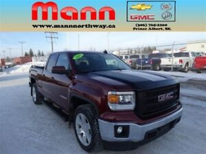 2015 GMC Sierra 1500 SLE | Tow package, Keyless entry, Remote st