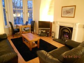 Bargain price to responsible person(s): Nice 2 double bed flat, west end Union Grove, leafy area