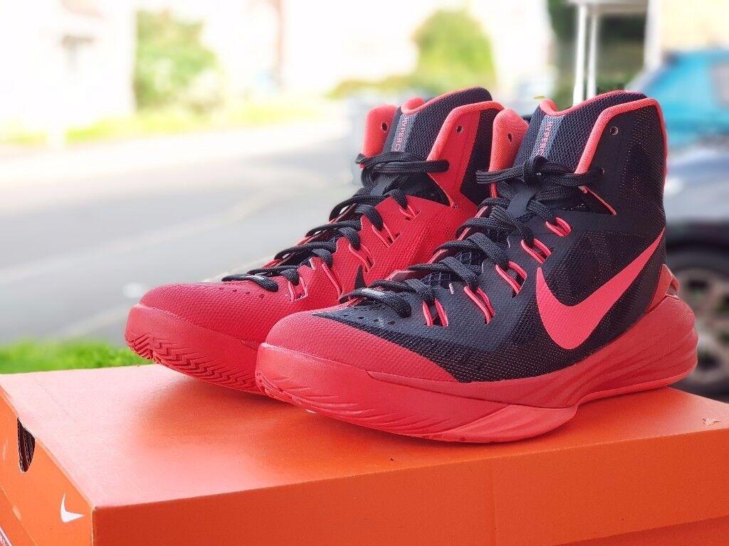 nike hyperdunk 2016 basketball shoes; nike hyperdunk 2014 uk 9 eur 42.5