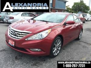 2013 Hyundai Sonata SE Leather roof 91 km