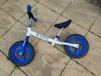 Boys kids balance bike
