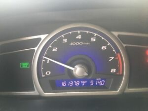 2008 Honda Civic EX-L Kitchener / Waterloo Kitchener Area image 14
