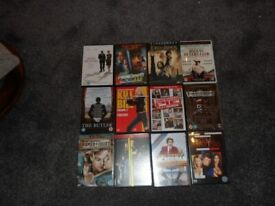 Large DVD collection 100 disks approx. All excellent condition