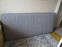 Single Ikea Sultan Mattress + Mattress Protector