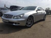 Mercedes CLS 320 CDI 2008,automatic 115.234 miles