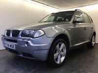 2004   BMW X3 2.5 i Sport   Auto   Petrol   2 Former Keepers  1 Year MOT   Panoramic Roof  HPI Clear