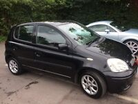 toyota yaris vvt-i for sale