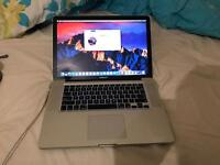 "MacBook Pro 15"" mid 2010 i7 mint condition"