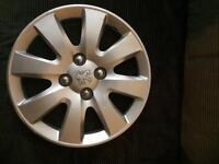 "15"" Genuine Peugeot Wheel Trims (Set of 3)"