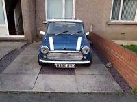 Classic mini 1.3 auto