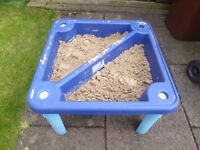 Childrens Sandpit