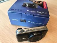Canon Powershot compact camera